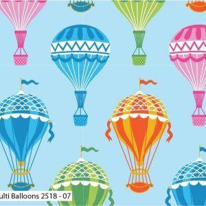 Hot Air Balloons-Multi Balloons