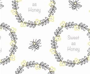 Bee Happy sweet honey2637-02