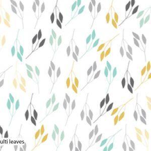 floral whimsy leaf 2530-04