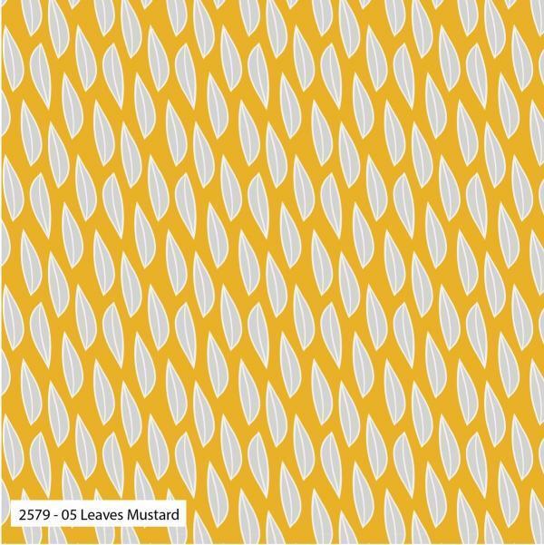 leaves mustard 2579-05