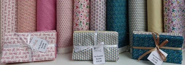 Posy by Fabric Freedom Fat Quarter Bundle