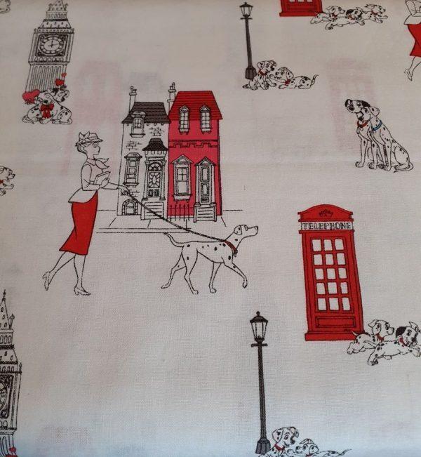 101 Dalmatians london town