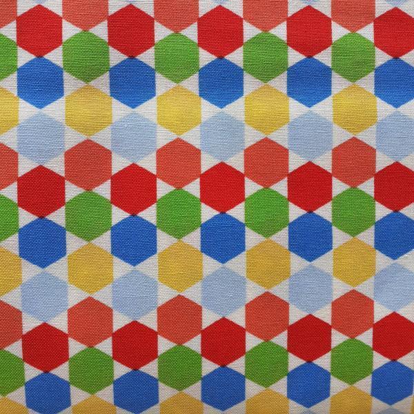 Zoom-Hexagons