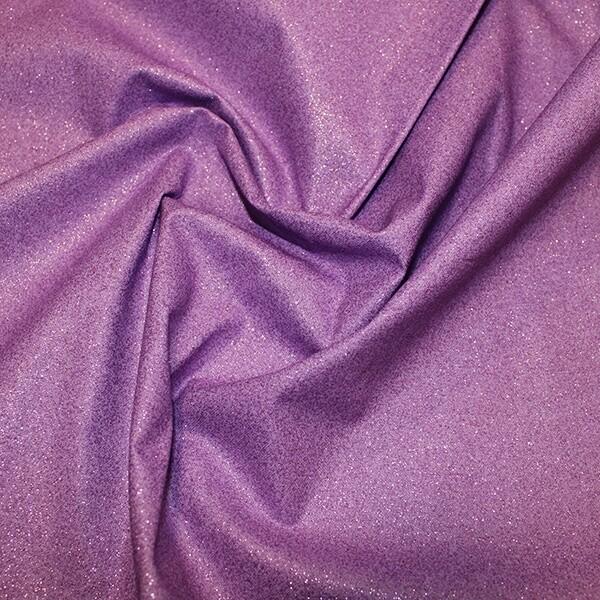 Glitter Cotton-Lilac