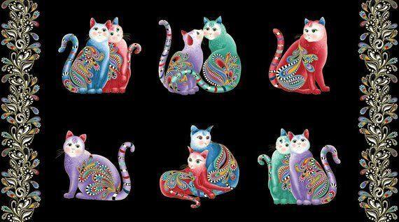 Cat-I-Tude 2-panel