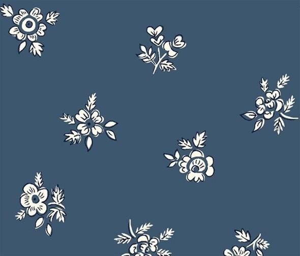 Abbeywood -Blue