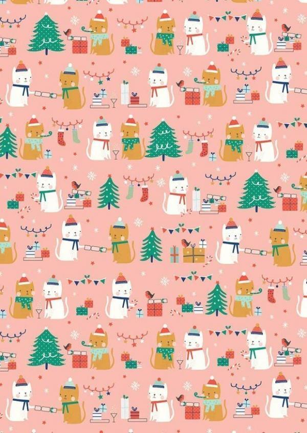 Festive Friends-Christmas Cats