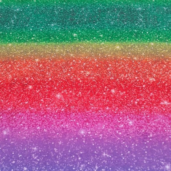 Glitter Rainbow By Little Johnny