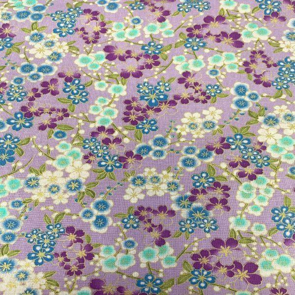 Japanese Metallic-Lilac Blossom