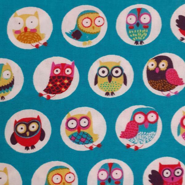 Happy Owls-Circles