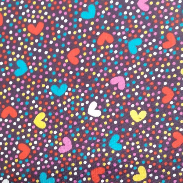 Happy Owls-Hearts and Dots