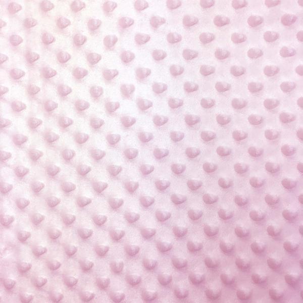 Dimple Fleece- Baby Pink