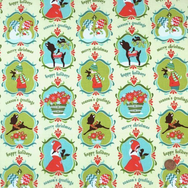 Alpine Wonderland-Happy Holidays by Riley Blake
