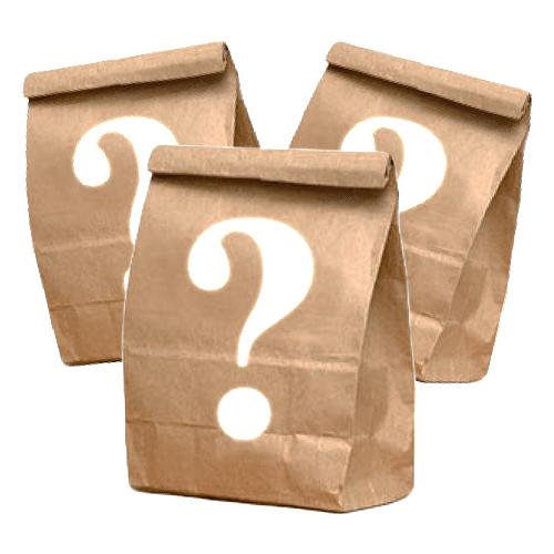 Fat Quarter Mystery Bag-mixed
