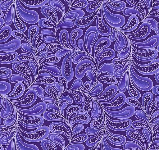 Cat-I-Tude-Singing the Blues-Purple Feather Frolic