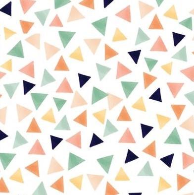 Safari Plants-Triangles