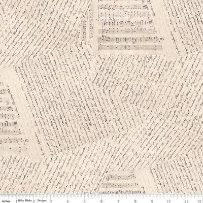 Jane Austen-Accomplished (Extra Wide Backing fabric-108″)