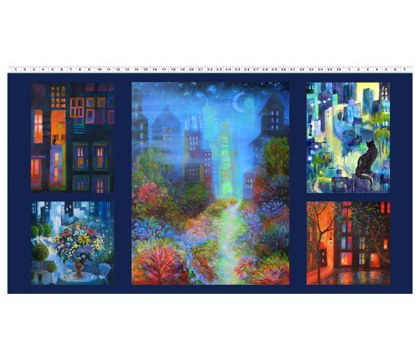 City Lights by Clothworks-Panel