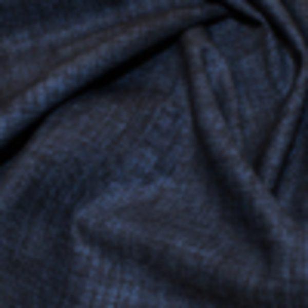 Textured Linen Look By John Louden- Navy