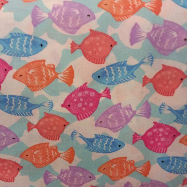 Mermaid Society-Fish